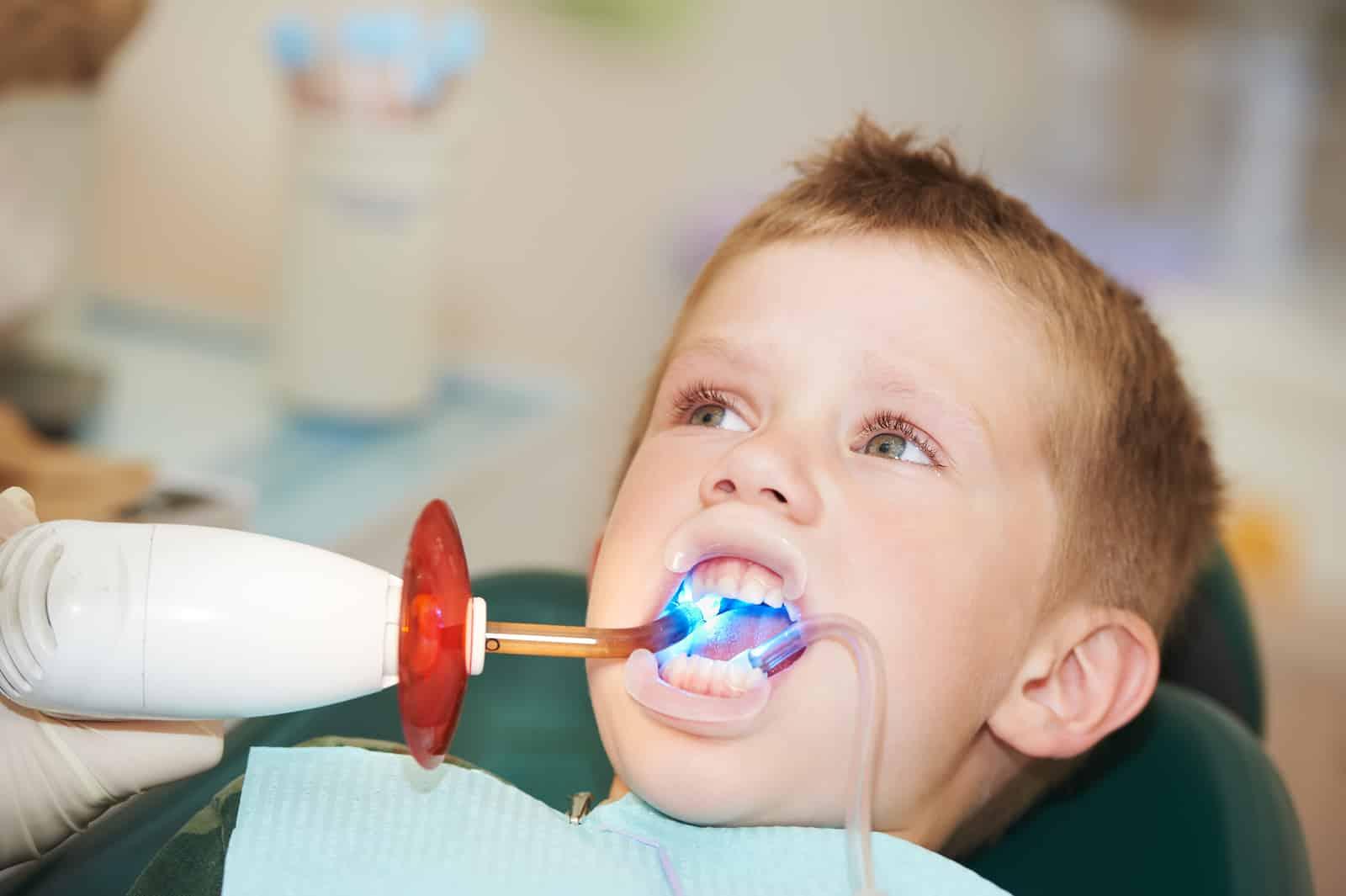 Лечение зубов 2